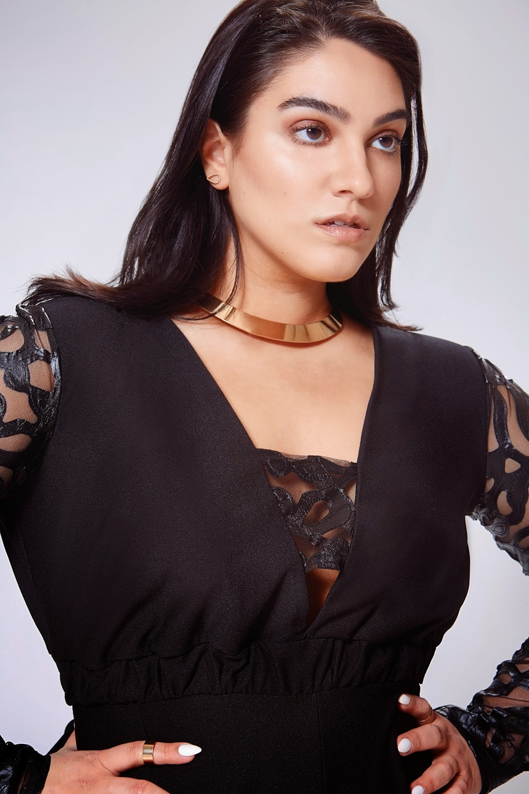 Nadia Aboulhosn Top 25 Plus-Size Fashion Bloggers