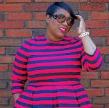 Jeniese Hosey Top 25 Plus-Size Fashion Bloggers