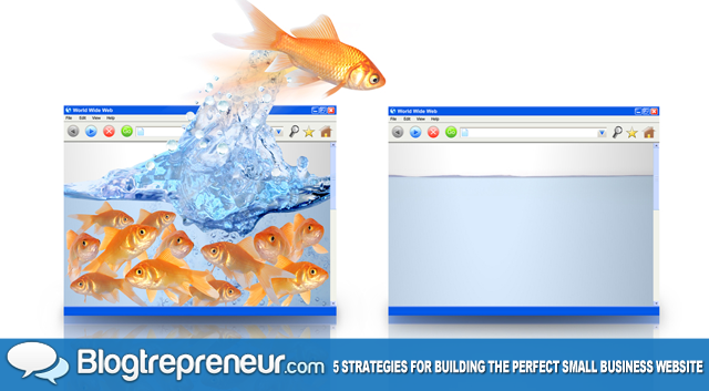 Five Strategies for Building the Perfect Small-Business Website