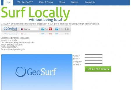 GeoSurf.com