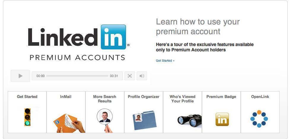 LinkedInPremiumAccount
