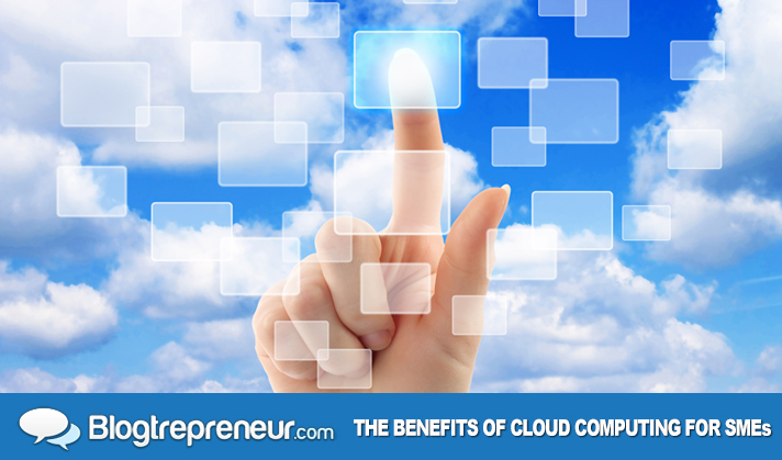 The Benefits Of Cloud Computing For SMEs