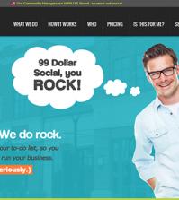 Affordable Social Media Service from 99 Social