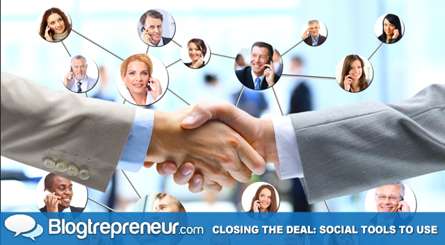 Closing the Deal: Social Tools to Use