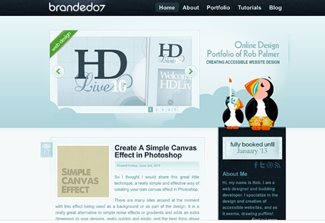 Create Successful Websites - Be Creative and Clear