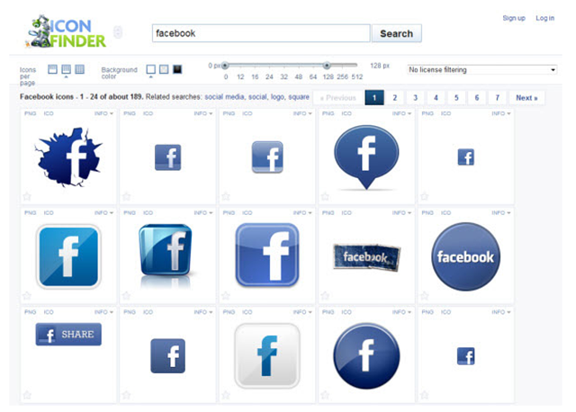 Create Successful Websites - Social Media Icons