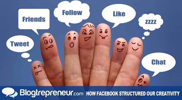 How Facebook Structured Our Creativity