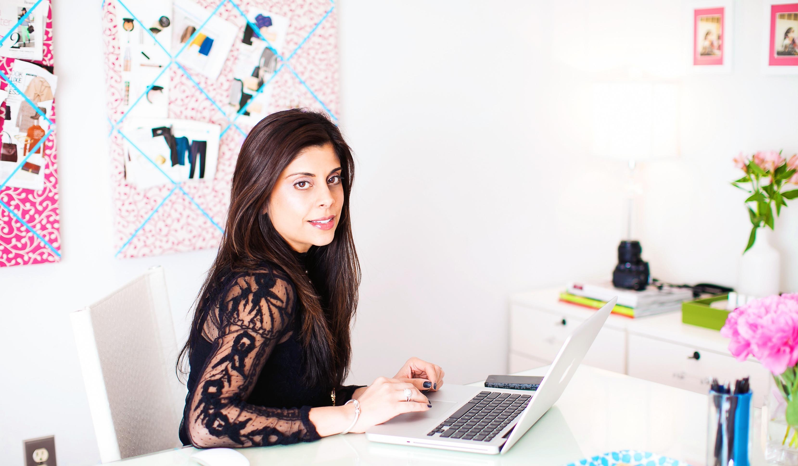 Naina Singla, Entrepreneur, Fashion Stylist, On-Air Expert And Editor of STYLE'N.com