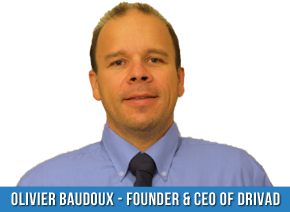 Olivier Baudoux Founder & CEO of DrivAd