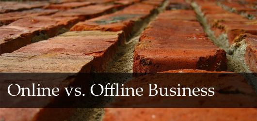 Online vs. Offline Business
