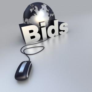 online bidding
