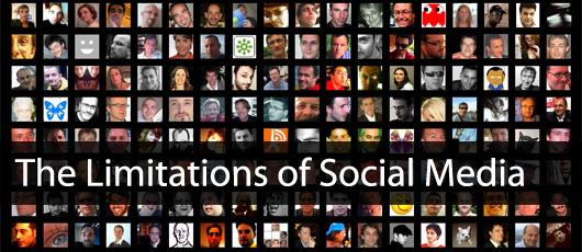 Social Media Limitations