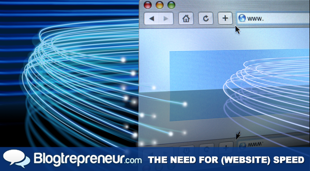 We're All Junkies with a Need for Speed (Does Your Website Deliver?)