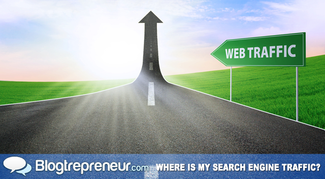Where Is My Search Engine Traffic?