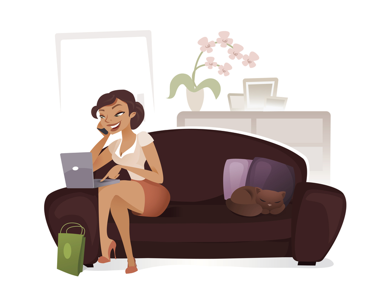 female-home-business-image