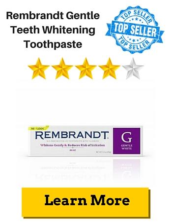 Rembrandt Gentle Teeth Whitening Toothpaste