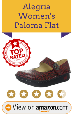 Alegria Palmoa Flat LARGE