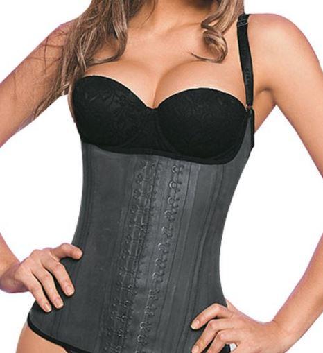 Ann Chery Women's Latex Classic Waist Cincher Semi Vest