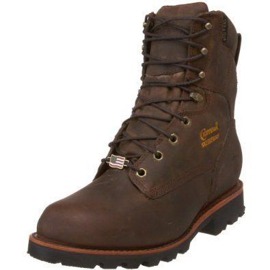 Chippewa Mens 29416 8 Waterproof Insulated Work Boot