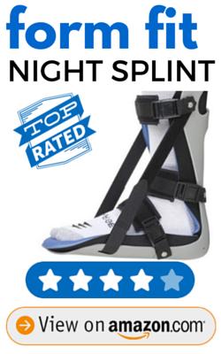 Form Fit Night Splint LARGE