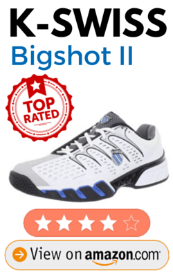 K-SWISS Mens Bigshot II LARGE