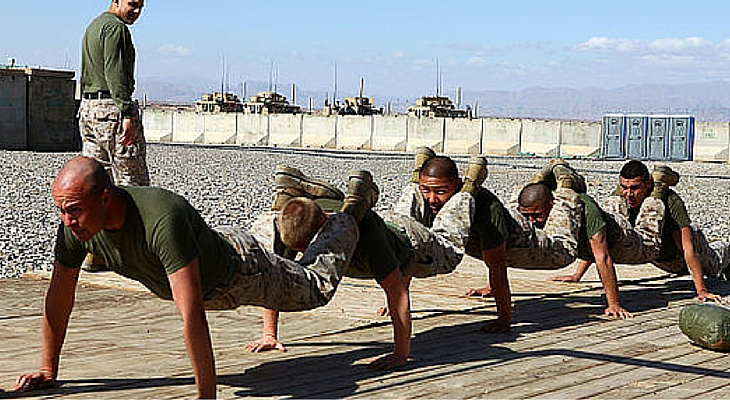 The U S Navy Seal Workout Pearltrees