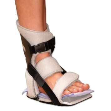 Nice Stretch 90 Patented Plantar Fasciitis Night Splint with Cold Therapy and Non Skid Sole