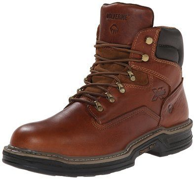 Wolverine Mens W02421 Raider Boot