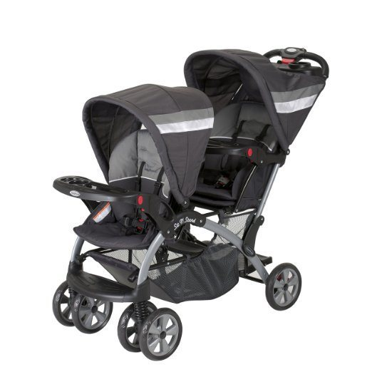 Baby Trend Sit and Stand Double Stroller Liberty