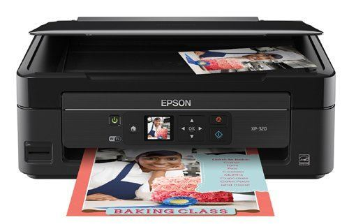 Epson Expression Home XP-320 Wireless Color Photo Printer