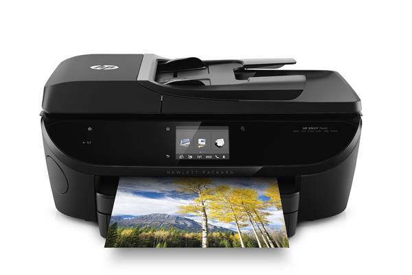 HP Envy 7640 All-in-One Color Photo Printer