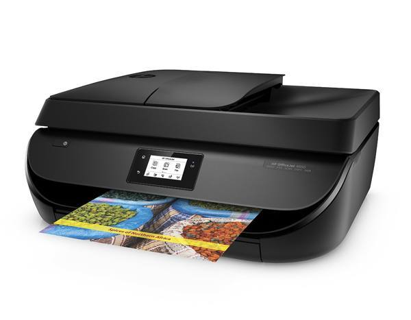 HP OfficeJet 4650 All-in-One Color Photo Printer