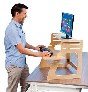 Well Desk Height Adjustable Standing Desk