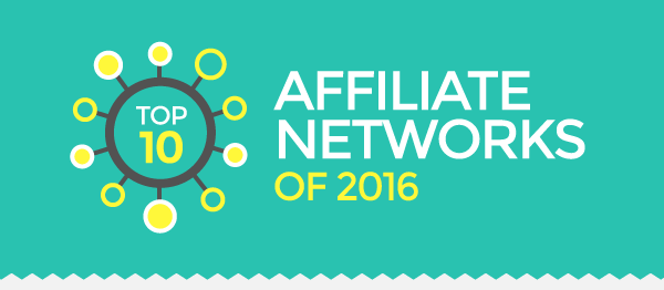 10 Awesome Affiliate Programs in 2016