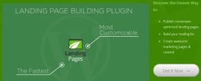 wordpress landing page plugin