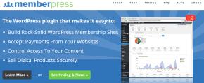 wordpress subscription plugin