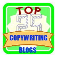 25 Successful Copywriting Blog Badge