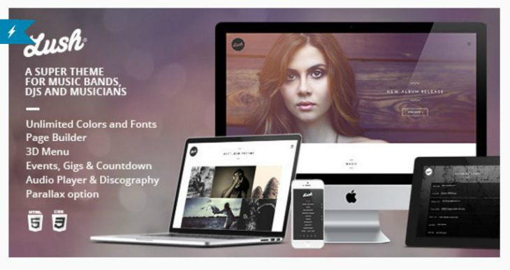 best place to buy wordpress themes lush