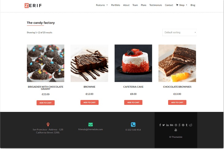 best place to buy wordpress themes zerifpro