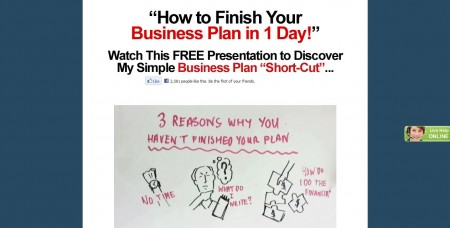 Avoid planning paralysis with the one page business plan for Growthink s ultimate business plan template