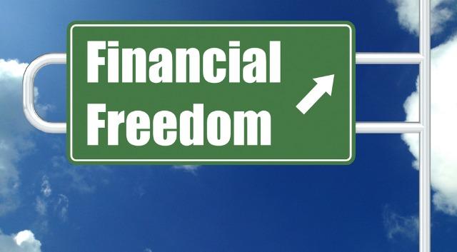 financial freedom header