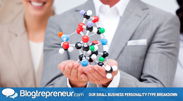 Our Small Business Personality-Type Breakdown