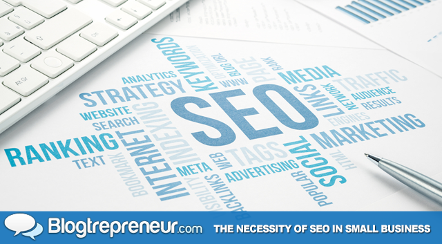 The Necessity of SEO in Small Business